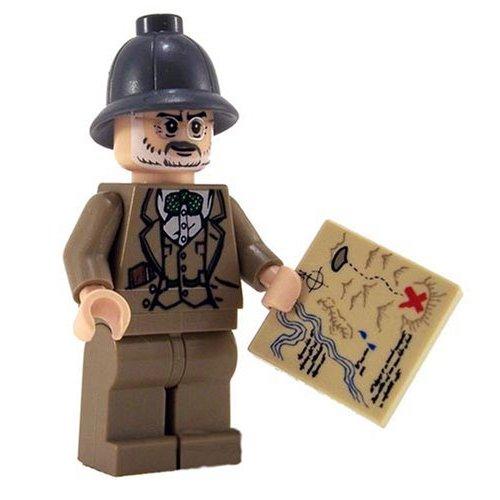 LEGO Professor Henry Jones