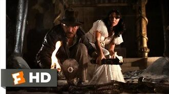 Raiders of the Lost Ark (4-10) Movie CLIP - The Well of Souls (1981) HD