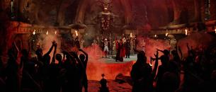 Temple of doom sacrifice