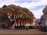 My First Adventure