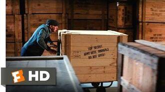Raiders of the Lost Ark (10 10) Movie CLIP - Top Secret (1981) HD