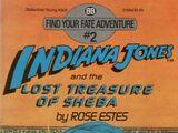 Indiana Jones and the Lost Treasure of Sheba