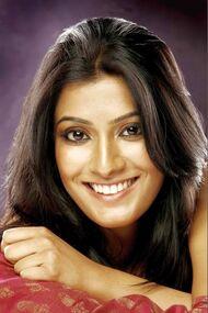 Actress Varalakshmi Sarthkumar
