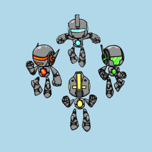 Jibbots - Artwork