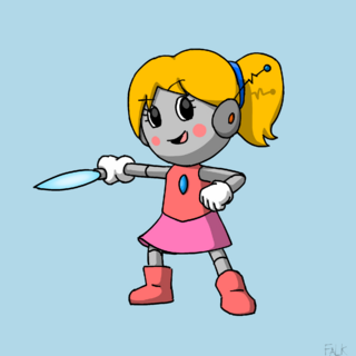 Vanessa's original artwork