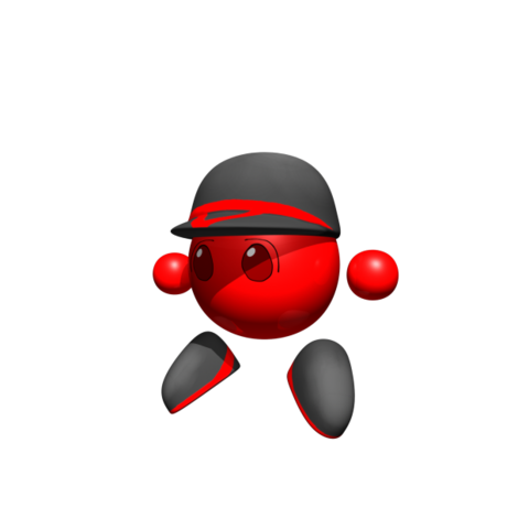 Red Drop's old render