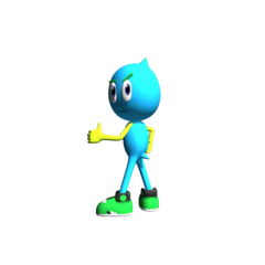 Bingo's old render