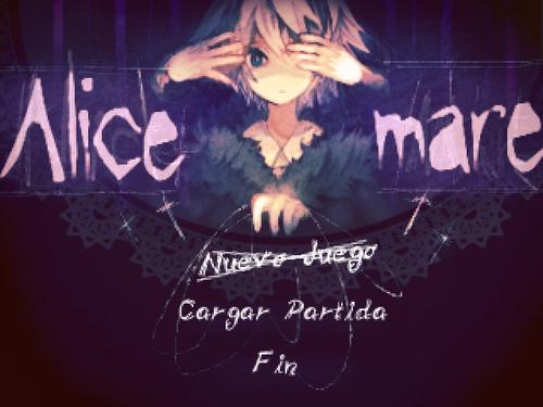 Alice Mare Wiki Indie Horror Rpg Fandom Powered By Wikia