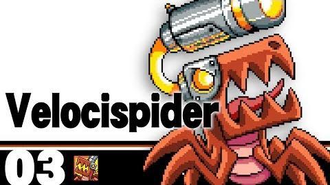 03- Velocispider – Indie Pogo
