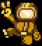 Golden Blockman