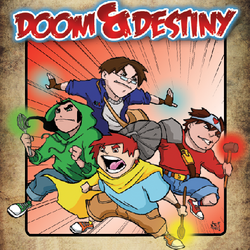 Doom-and-destiny