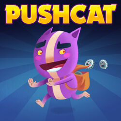 Pushcat