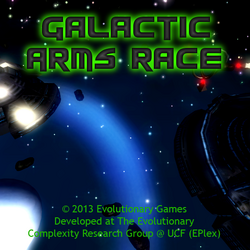 Galactic-arms-race