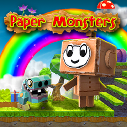 Paper-monsters