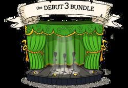 The-debut-3-bundle
