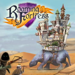Roaming-fortress
