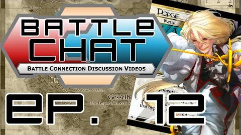 BattleCHAT Episode 12 - Demitras and Changes