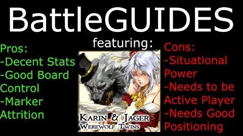 BattleGUIDES Episode 5 Karin and Jager-0