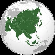 Asiaviewedonglobe