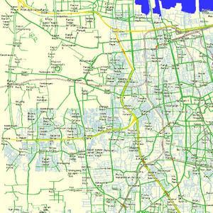 Map-Jakarta-west