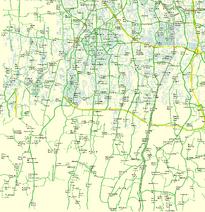 Map-Jakarta-south