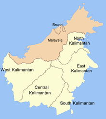 File:Map of Kalimantan.png