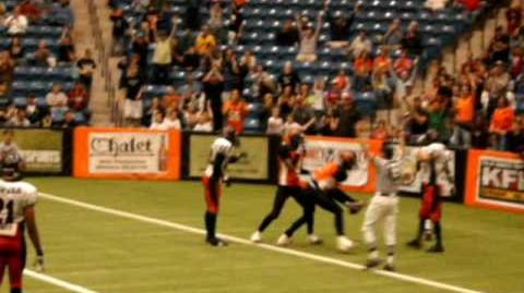 Wichita Wild - Touchdown Pass