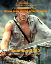 Indiana Jones and the Sword of Arthur