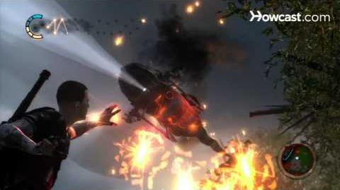 InFamous 2 Walkthrough Side Missions Part 36 Stronghold