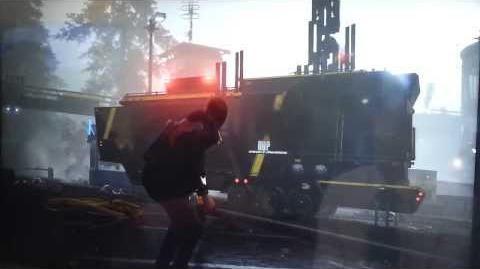 CES 2014- Infamous Second Son Exclusive Footage!