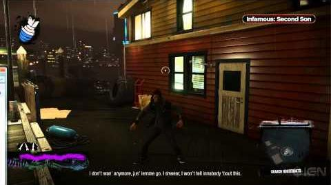 Infamous Second Son Sounds As Pretty As It Looks - IGN Live Presents Infamous Second Son