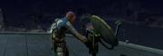 Mysterious Signals cutscene 1