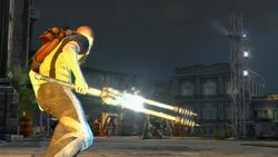 Cole rusza do walki ze Spaczonymi (inFamous 2)