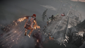 Delsin uses Smoke Thrusters in order to pass through 520 bridge