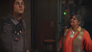 Delsin and Betty