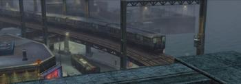 Empire City train