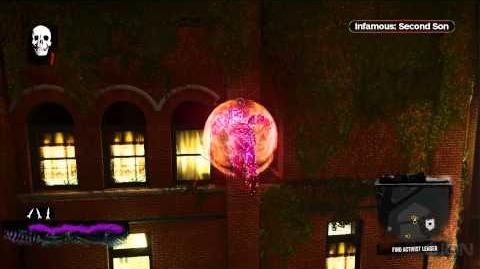 How Karma Works in Infamous Second Son - IGN Live Presents Infamous Second Son