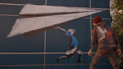 Linie lotnicze Origami (Paramount) (inFamous Second Son)