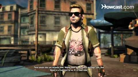 InFamous 2 Walkthrough Part 5 Karma's a B*tch