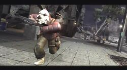 Shotgun reaper