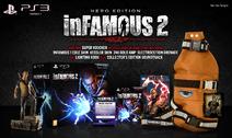Zawartość edycji Hero (inFamous 2)