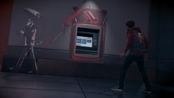 Automatyczna wypłata (Rainier) (inFamous Second Son)