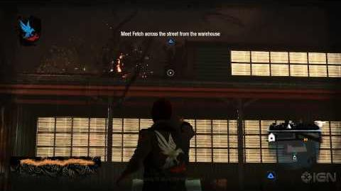 Why There's No Multiplayer in Infamous Second Son - IGN Live Presents Infamous Second Son