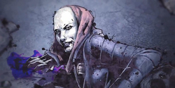 Sasha-Defeated