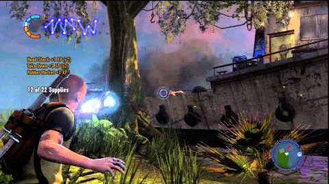 InFamous 2 New Marais - Going Overboard