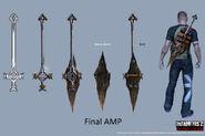 InFAMOUS FOB concept art Amp