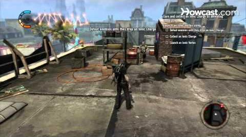 InFamous 2 Walkthrough Part 12 Storm's Coming