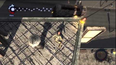 InFamous The Warren - Terror Bus 4
