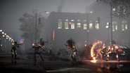 InFAMOUS Second Son-DUP Delsin Chain night carnival