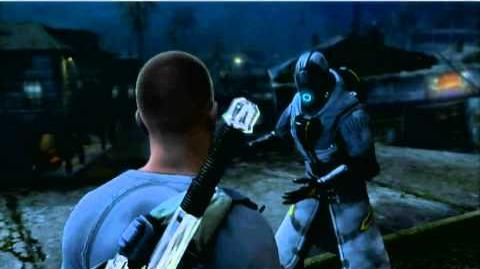 InFamous 2 - Unlikely Allies - Side Mission